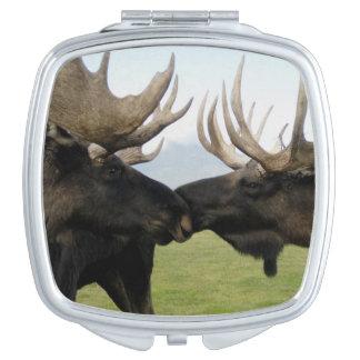 Moose Vanity Mirror