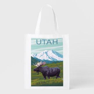 Moose with MountainUtah