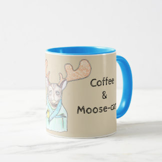 MooseCara Mug