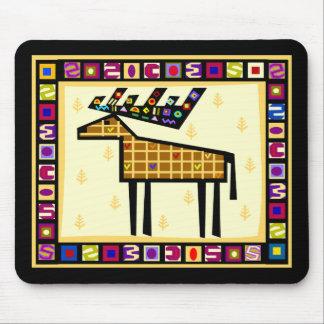 Moosepad 2 mouse pad