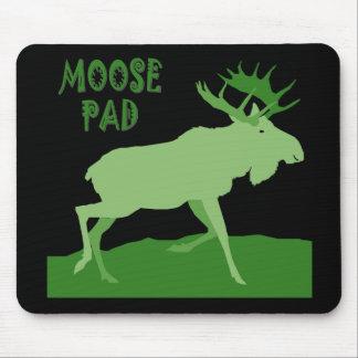 Moosepad Mousepad