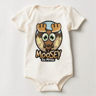 moosey fall baby bodysuit