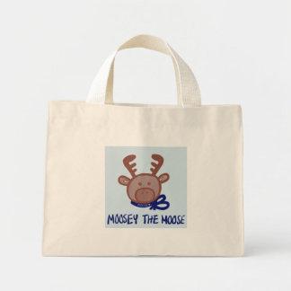 Moosey the Moose Tote Bag