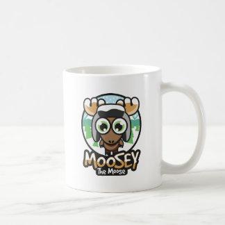moosey winter coffee mug