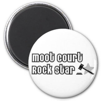 Moot Court Rock Star Fridge Magnets