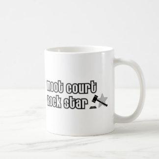 Moot Court Rock Star Mugs