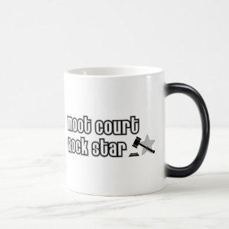 Moot Court Rock Star Coffee Mugs