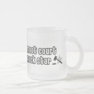 Moot Court Rock Star Mug