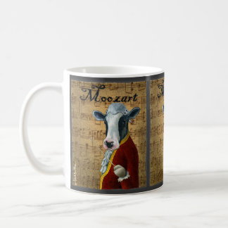 """Moozart..."" Coffee Mug"