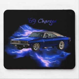 Mopar:  '69 Dodge Charger Mouse Pad