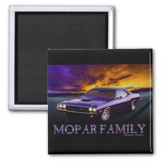MOPAR FAMILY FRIDGE MAGNET