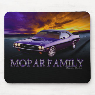 MOPAR FAMILY MOUSE PAD