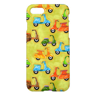 Mopeds iPhone 7 Case