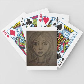 Morag Bicycle Playing Cards