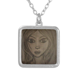 Morag Silver Plated Necklace