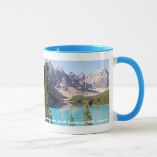 Moraine Lake/Banff National Park, Canada Mug