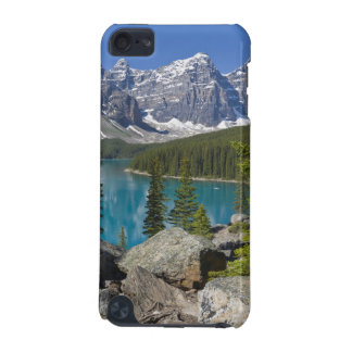 Moraine Lake, Canadian Rockies, Alberta, Canada iPod Touch 5G Covers