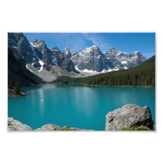 Moraine Lake Photo Print