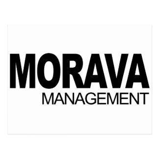 Morava Management Post Card