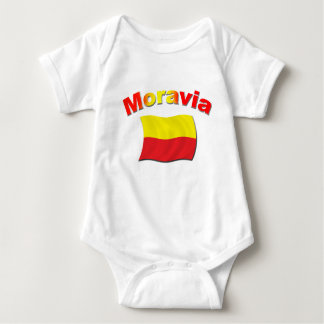 Moravia Flag 3 Tees