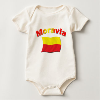 Moravia Flag 3 Romper