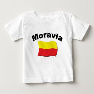 Moravian Flag 2 T Shirts