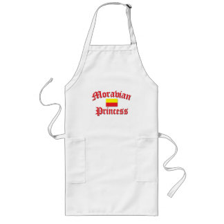 Moravian Princess Long Apron