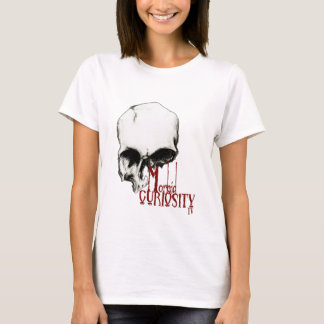 Morbid Curiosity TV Official Merchandise T-Shirt