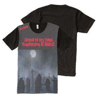 morbid humor tee All-Over print T-Shirt