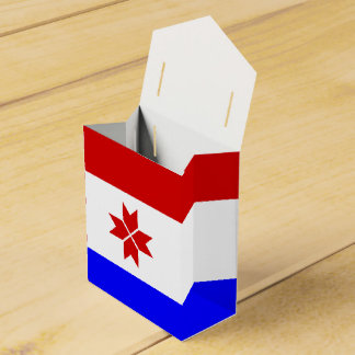 Mordovia Flag Favour Box