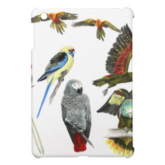 more and more Parrots for all your gifts iPad Mini Case