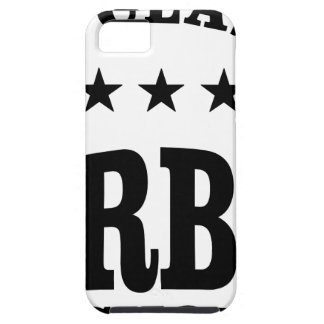 more barber iPhone 5 cover