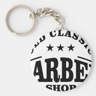 more barber key ring