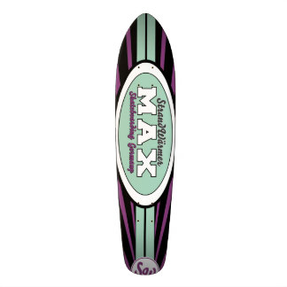 More beach-warmly Longboard MAX Skateboard Decks