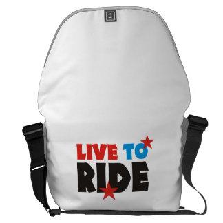 more biker courier bag