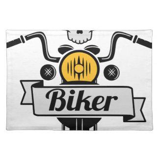 more biker placemat