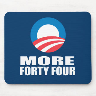 MORE FORTY FOUR MOUSE PAD