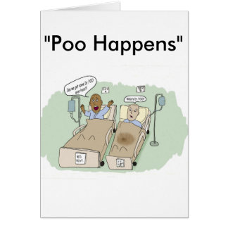 More from Dr Poo Greeting Card
