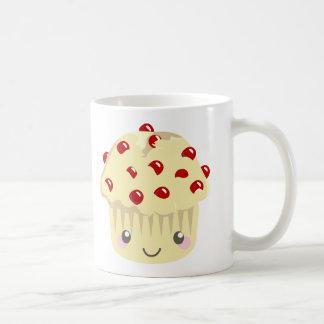 More Kawaii Muffin Faces Coffee Mug