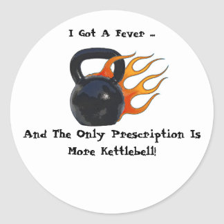 More Kettlebell Sticker
