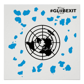 MORE LAND #GLOBEXIT Poster