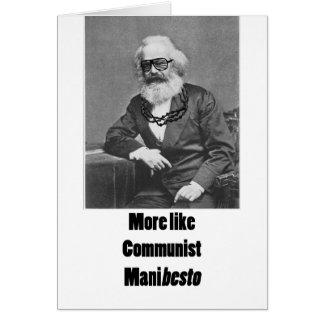 More Like ManiBESTO! Card