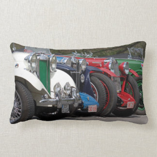 More MG old timer from Great Britain Lumbar Cushion