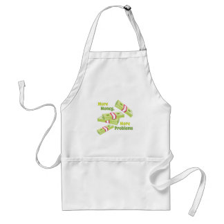 More Money Standard Apron
