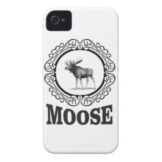 more moose ring Case-Mate iPhone 4 case