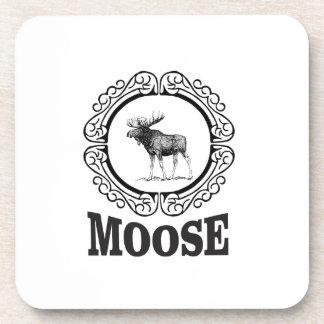 more moose ring coaster