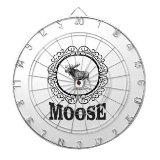 more moose ring dartboard