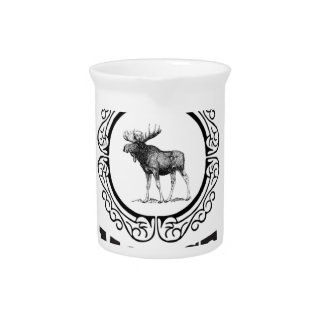 more moose ring pitcher