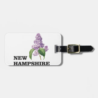 more New hampshire Luggage Tag