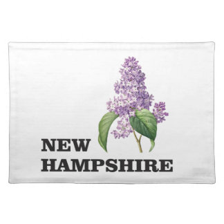 more New hampshire Placemat